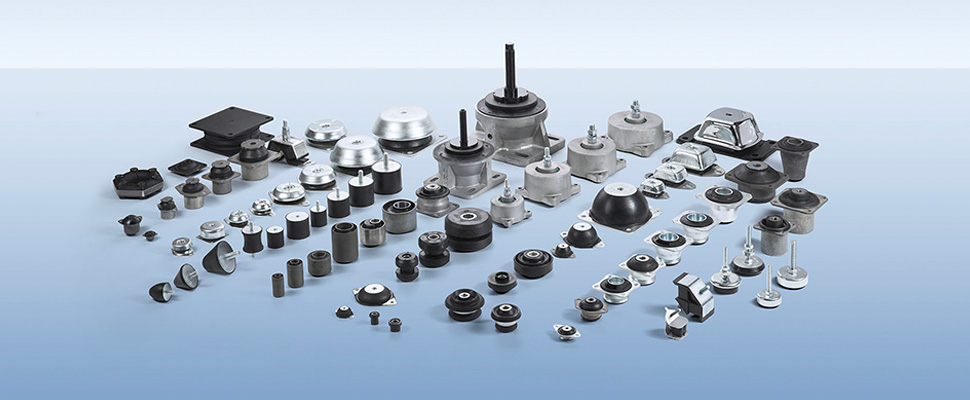 Vibration Isolation-Acoustic Products-Vibration Solutions