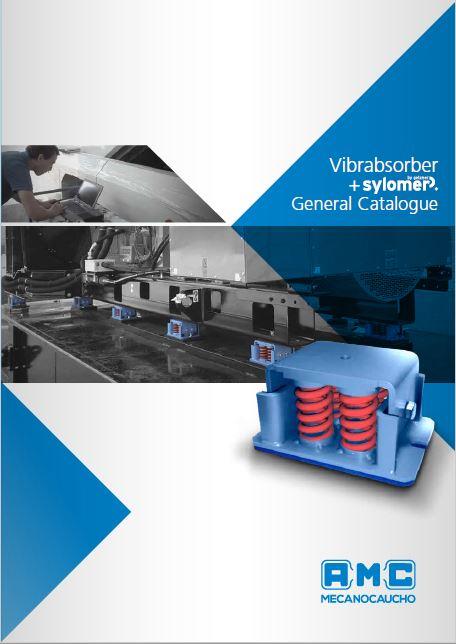 Akustik + Sylomer anti vibration spring mounts