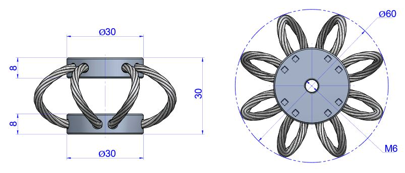 wire-rope-type-A-drawing