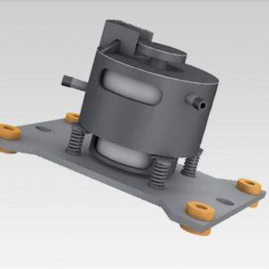 hvac unit bearing